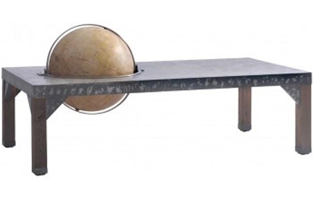 Andrew Martin Globe Coffee Table MP Interiors