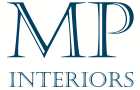 MP Interiors Design Showroom Logo